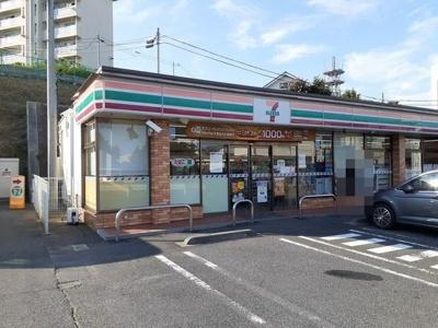 セブンイレブン日立助川5丁目店まで650m