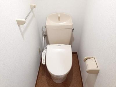 【トイレ】山根マーヴェラスマンション