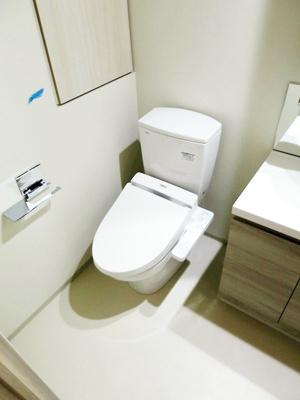 【トイレ】ハイズクレセール清澄白河