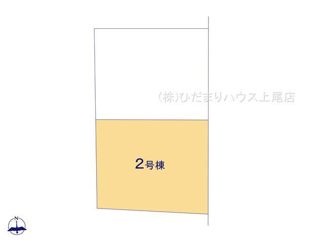 【区画図】見沼区染谷 新築一戸建て リーブルガーデン 02