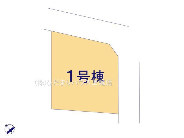 【区画図】蓮田市緑町 新築一戸建て リーブルガーデン 01
