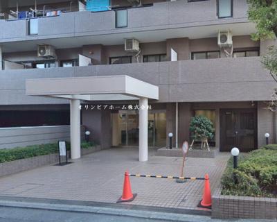 【外観】メゾンドール錦糸町ツイン 4階 角部屋 リフォーム済