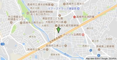 【地図】ソシアメルベーユ (株)Roots