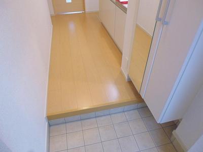 【玄関】カーサ ジラソーレ