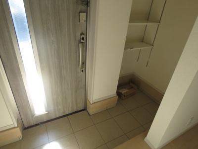 【駐車場】川越市的場 3LDK+WIC2カ所+カースペース1台 新築戸建