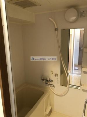 【浴室】ドゥ・ミル・アン東大阪