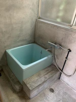 【浴室】上本宮町平屋