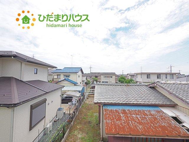 【展望】土浦市神立中央Ⅳ 新築戸建 3号棟