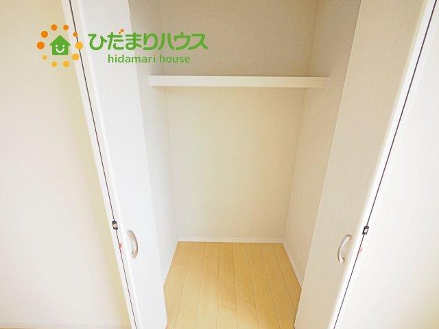【収納】土浦市神立中央Ⅳ 新築戸建 3号棟