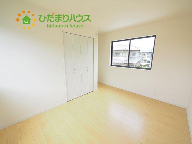 【洋室】土浦市神立中央Ⅳ 新築戸建 3号棟