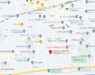 平塚駅まで徒歩15分程の距離にありますので、通勤に便利な立地となっております☆ 周辺には小学校や中学校等多数ございますので、お子様の通学も安心です☆