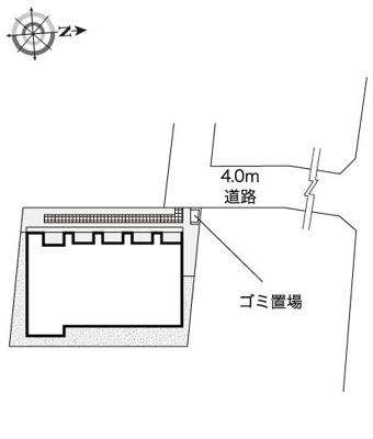 【区画図】 レオネクスト竹豊