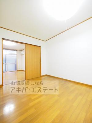 【寝室】浅野ハイツ