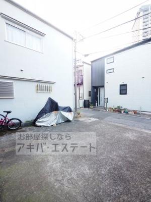 【エントランス】浅野ハイツ