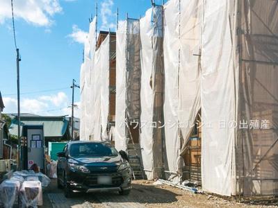 名古屋市港区船頭場1丁目209【仲介料無料】新築一戸建て