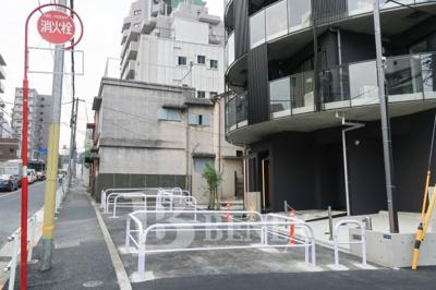 ZOOM新宿夏目坂駐車場の外観です