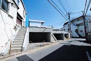 【駐車場】中野区若宮2丁目 新築戸建 1号棟 6280万円