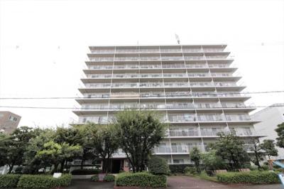 【外観】ユニハイム平野北
