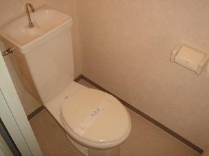 【トイレ】カパルア