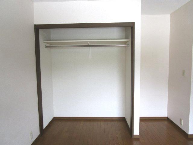 2F北側洋室8.6帖クローゼット