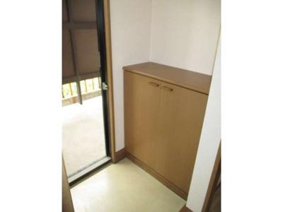 【玄関】グラッシュセジュール