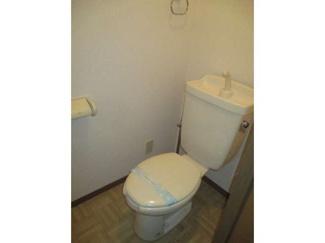 【トイレ】グラッシュセジュール