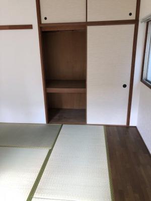 【寝室】博多ササキビル