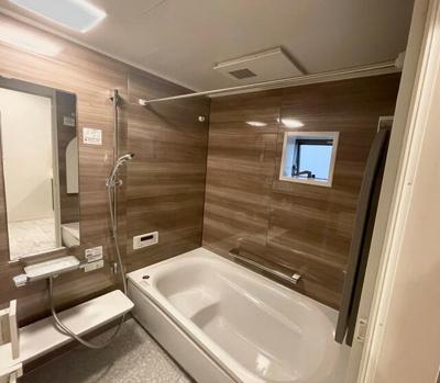 【浴室】茨田貸家