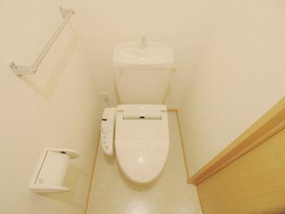 【トイレ】カスタリア