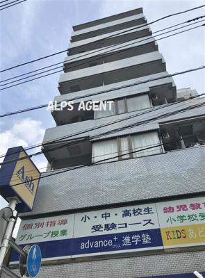 【外観】ディーエイチ桜木町ビル