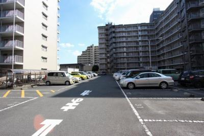 敷地内駐車場です:八潮新築ナビで検索♪
