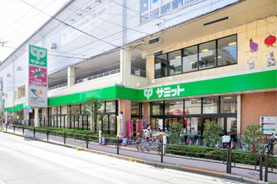サミット 氷川台駅前店