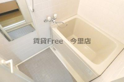 【浴室】ロータリー今里 仲介手数料無料