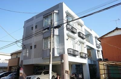 西馬込駅徒歩圏内のマンションです。