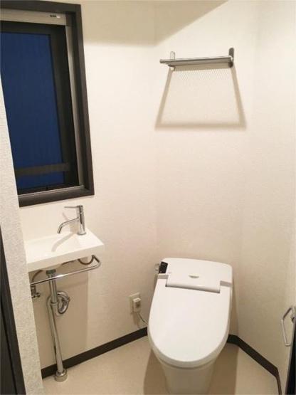 【トイレ】グロースメゾン新横浜