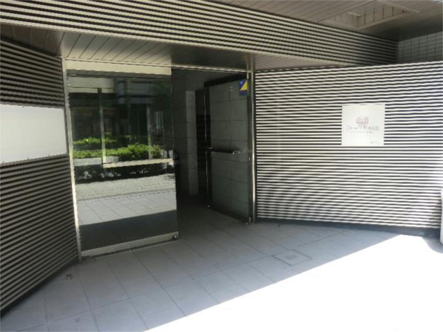 【エントランス】グロースメゾン新横浜
