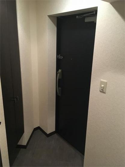 【玄関】グロースメゾン新横浜