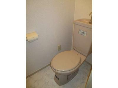 【トイレ】パークサイドテラス