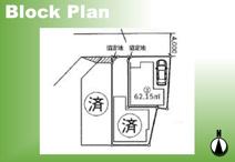 葛飾区新宿2丁目新築戸建て【全3棟】の画像