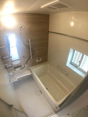 【浴室】葛飾区新宿2丁目新築戸建て【全3棟】