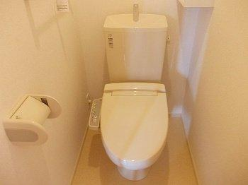 【トイレ】ポーシェガーデン6