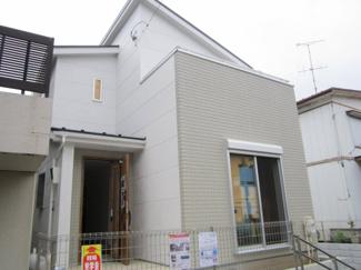 【外観】田喜野井フルリノベーション住宅