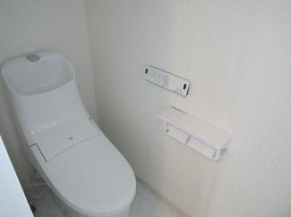【トイレ】田喜野井フルリノベーション住宅