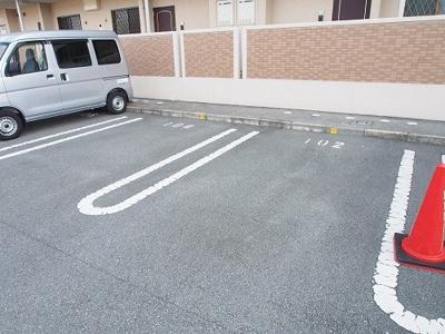 【駐車場】リバーサイドブライト
