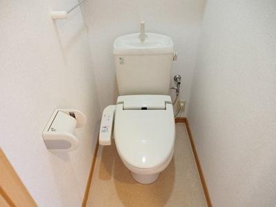 【トイレ】リバーサイドブライト