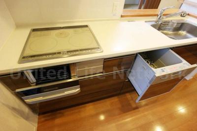 食器洗乾燥機&グリル&IH
