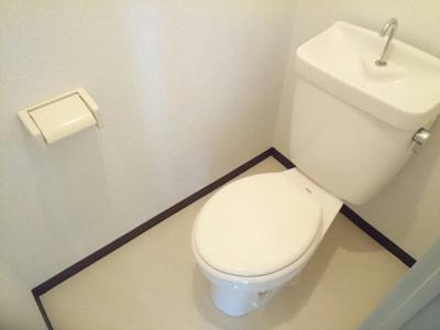 【トイレ】メゾン白国2号