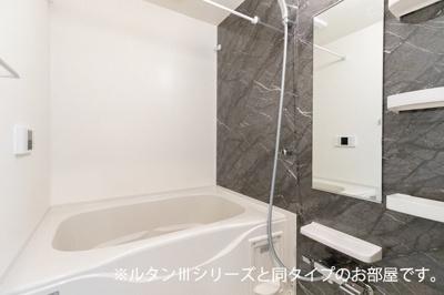 【浴室】ラフレシール・ベルⅤ