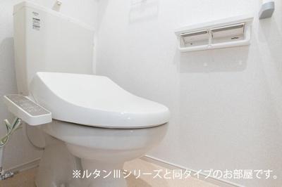 【トイレ】ラフレシール・ベルⅤ