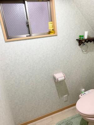 【トイレ】東成区神路1丁目 中古戸建